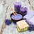 лаванды · Spa · продукции · цветы · таблице · цветок - Сток-фото © es75