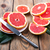 rouge · fraîches · pelé · isolé · blanche · fruits - photo stock © es75