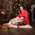 christmas · kind · geschenk · jong · meisje · familie · moeder - stockfoto © es75