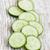 sliced cucumber stock photo © es75