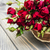 red roses in basket stock photo © es75