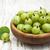 yaprakları · beyaz · meyve · arka · plan · yeşil · meyve - stok fotoğraf © es75