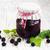 böğürtlen · reçel · kaşık · lezzetli · bo - stok fotoğraf © es75