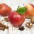 groene · bladeren · houten · tuin · voedsel · vruchten · groene - stockfoto © es75