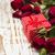 красивой · роз · шкатулке · сердце · романтические · подарок - Сток-фото © es75