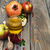 miele · melograno · mele · vecchio · legno · alimentare - foto d'archivio © es75