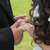 пару · момент · невеста · жених · , · держась · за · руки · ювелирные - Сток-фото © esatphotography