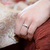 gyűrű · vőlegény · fókusz · kéz · esküvő · fekete - stock fotó © esatphotography