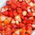 eprek · közelkép · aprított · tál · gyümölcs · eper - stock fotó © esatphotography