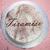 tiramisu · pastel · de · cumpleanos · delicioso · cerezas · alimentos · grasa - foto stock © esatphotography