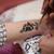 alkalmazás · menyasszony · henna · kéz - stock fotó © esatphotography