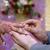 vőlegény · gyűrű · menyasszony - stock fotó © esatphotography