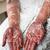 menyasszonyi · henna · pálmafák · menyasszonyok · tetoválás · lány - stock fotó © esatphotography