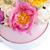 virágcsokor · szív · alakú · doboz · izolált · fehér · virág - stock fotó © Escander81