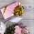 バレンタイン · 花 · 木製 · テクスチャ · バラ · デザイン - ストックフォト © Escander81