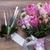 bouquet · bella · rosa · fiori · vecchio · legno - foto d'archivio © escander81