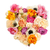Heart shaped flower bouquet isolated on white stock photo © Escander81