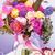 удивительный · малиной · торт · цветок · украшение · таблице - Сток-фото © Escander81