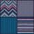 seamless knitted pattern set stock photo © essl