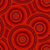 red seamless ethnic geometric knitted pattern style circle back stock photo © essl