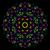 renk · çiçek · vektör · tekerlek · bahar · soyut · ışık - stok fotoğraf © essl