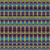 seamless knitted pattern multicolored repeating tribal template stock photo © essl