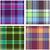 conjunto · sem · costura · vetor · padrão · textura - foto stock © essl