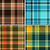 seamless checkered pattern vector set of my large collection stock photo © essl