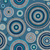 mavi · etnik · geometrik · örgü · model - stok fotoğraf © essl