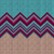 seamless knitted pattern style blue red beige ethnic background stock photo © essl