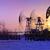 olaj · dolgozik · vidéki · hely · gyár · nap - stock fotó © evgenybashta