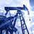 booreiland · pompen · hemel · zon · olie · industrie - stockfoto © EvgenyBashta