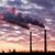 воздуха · загрязнения · завода · дым · закат · глобальный - Сток-фото © evgenybashta