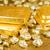 puro · oro · mojado · dorado · agua · financiar - foto stock © EvgenyBashta