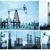 olajipar · olaj · benzin · ipar · kollázs · monokróm - stock fotó © EvgenyBashta