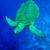 groene · schildpad · rode · zee · vis · natuur · landschap - stockfoto © evgenybashta