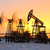 油 · 日没 · 作業 · 砂漠 · 場所 · 中東 - ストックフォト © evgenybashta