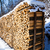 tűzifa · egymásra · pakolva · textúra · fal · stock · citromsárga - stock fotó © ewastudio
