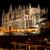 catedral · mallorca · noite · la · ver · céu - foto stock © ewastudio