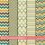 ベクトル · シームレス · ファンキー · パターン · 抽象的な · 波 - ストックフォト © expressvectors