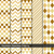 幾何学的な · レトロな · 色 · コレクション · 芸術 - ストックフォト © ExpressVectors