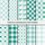 セット · ベクトル · 抽象的な · 幾何学的な - ストックフォト © expressvectors