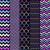 ジグザグ · 波状の · 幾何学的な · コレクション · 抽象的な - ストックフォト © expressvectors