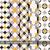 コレクション · レトロな · パターン · ベクトル - ストックフォト © expressvectors