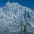 gleccser · kilátás · egy · park · szemben · tó - stock fotó © faabi