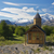 church of estancia cristina in los glaciares national park stock photo © faabi