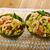 saláta · avokádó · levél · friss · tengeri · hal · Seattle - stock fotó © fanfo
