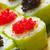 rollen · gerookt · vis · japans · sushi - stockfoto © fanfo