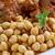 kuzu · kırmızı · sos · akşam · yemeği · Afrika · baykuş - stok fotoğraf © fanfo