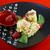 デザート · マキ · 寿司 · チョコレート · ロール - ストックフォト © fanfo
